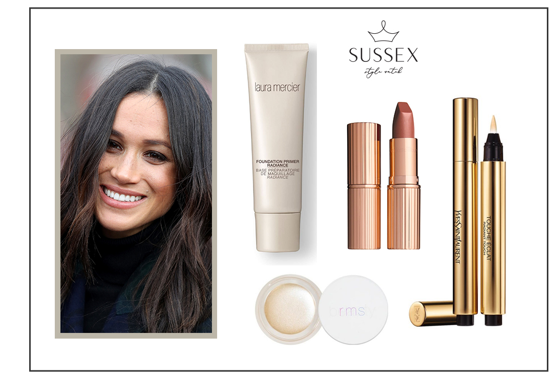 A FEW OF MEGHAN MARKLE'S FAVORITE BEAUTY PRODUCTS