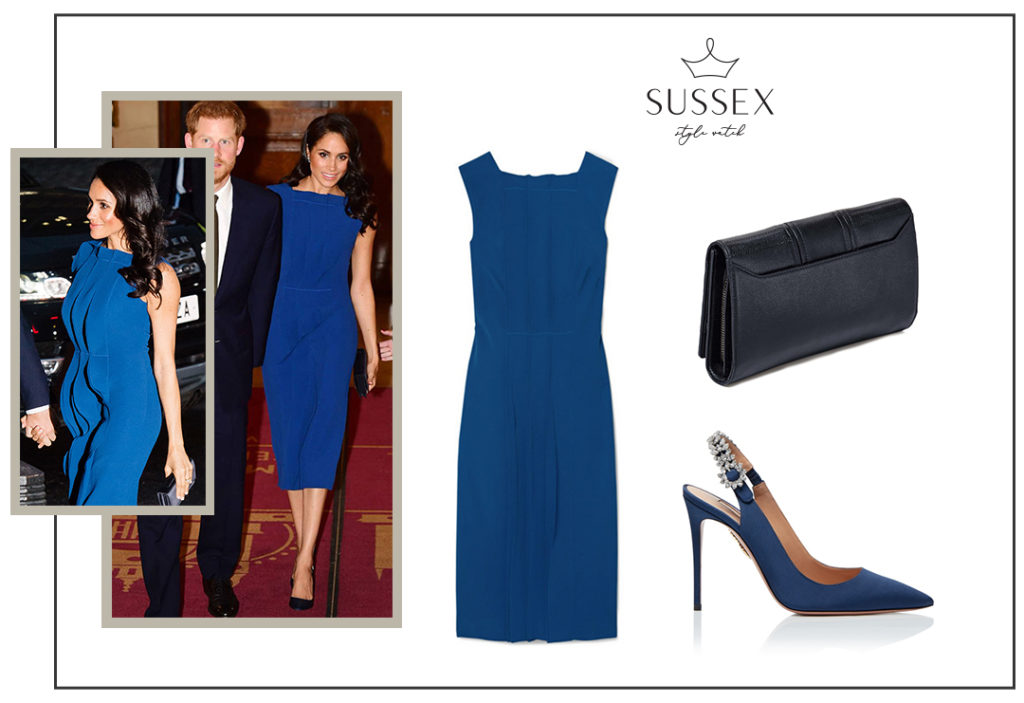 MEGHAN MARKLE'S RUFFLED JASON WU DRESS IS FINALLY AVAILABLE!