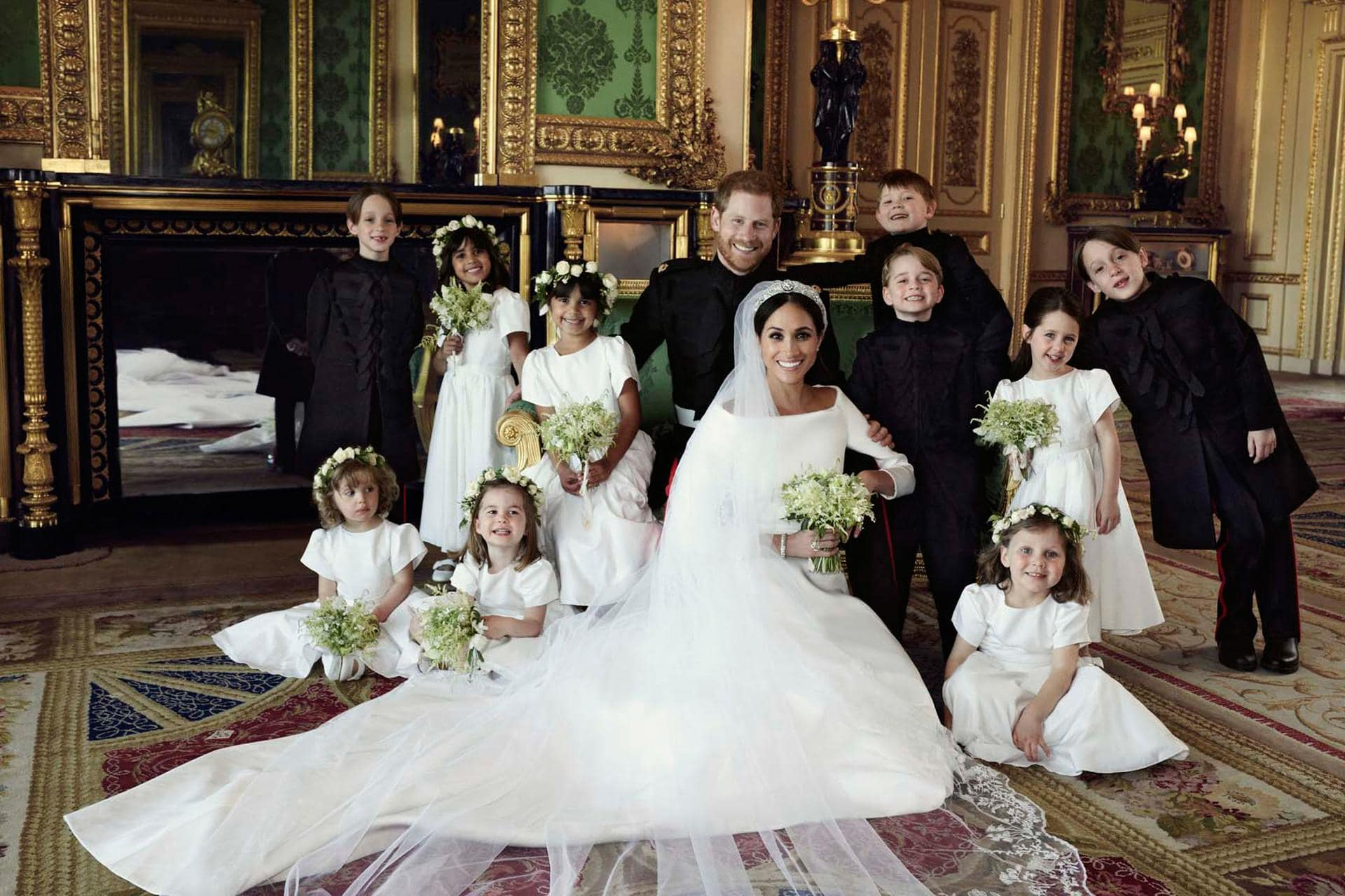 PRINCE HARRY & MEGHAN MARKLE'S FIRST WEDDING ANNIVERSARY | ROYAL WEDDING RECAP
