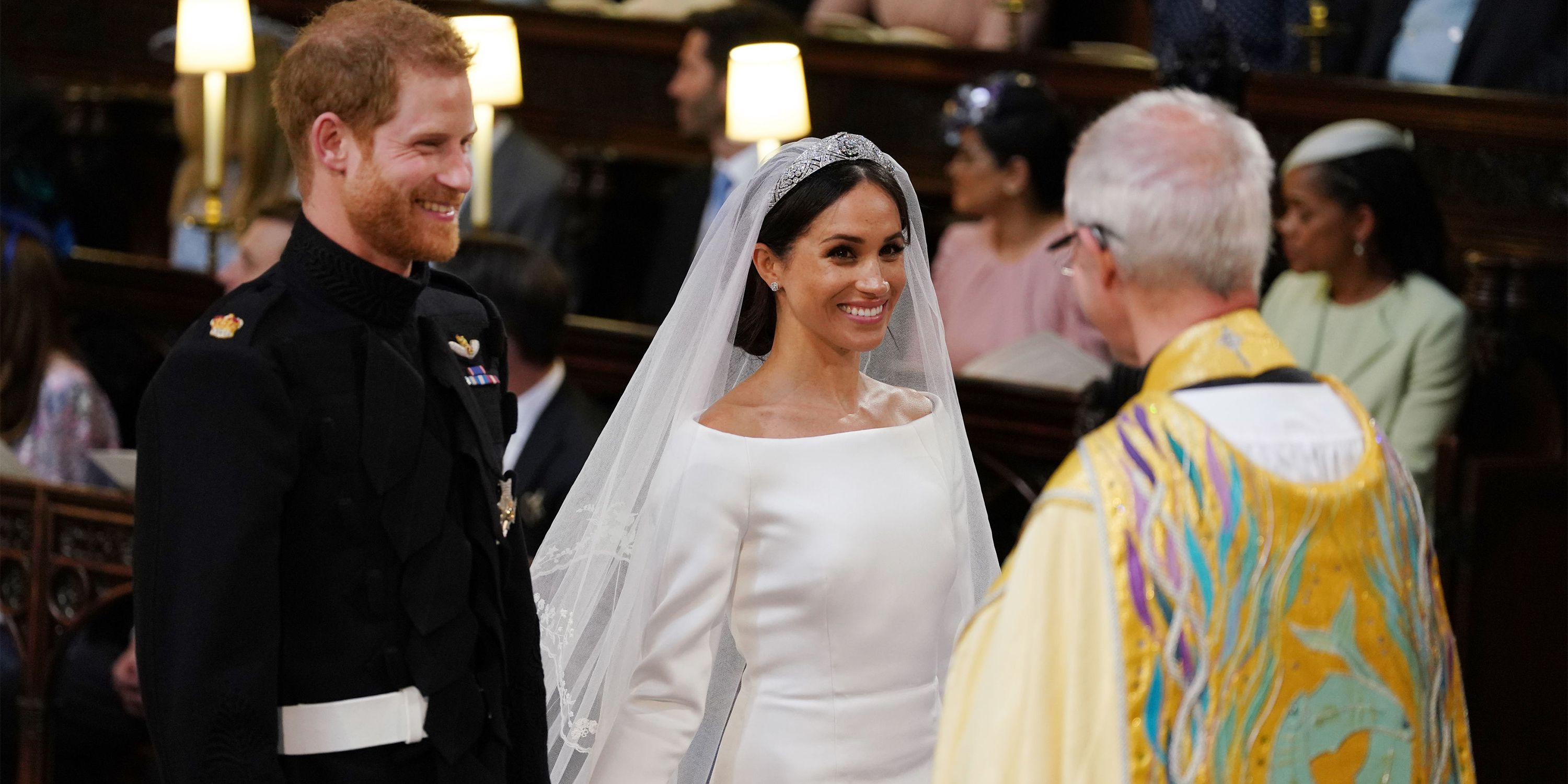The Best Meghan Markle's First Wedding Dress