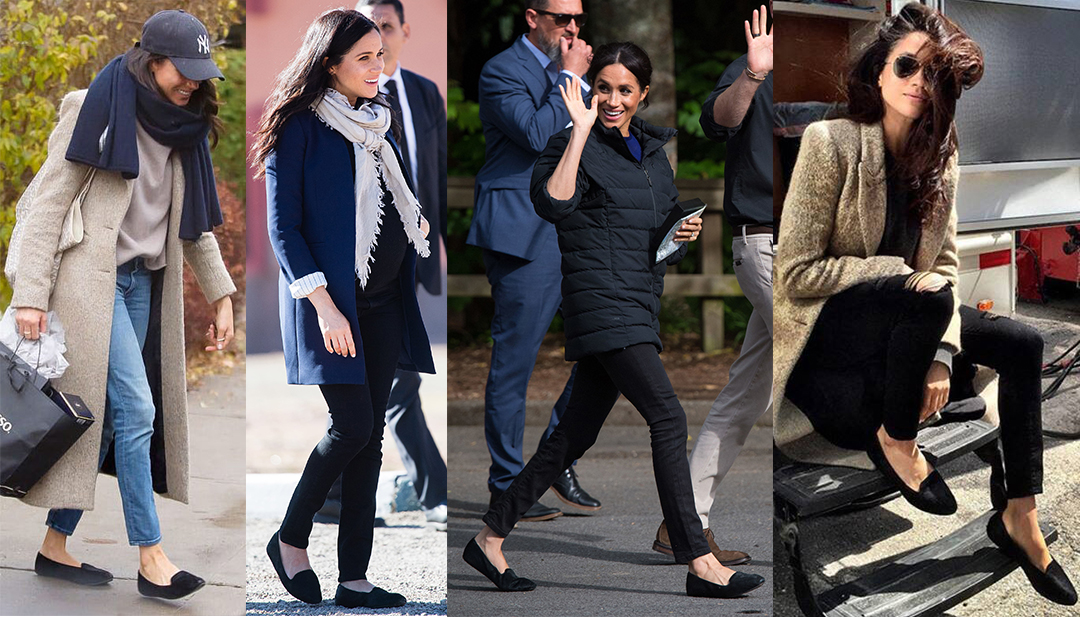 MEGHAN MARKLE'S FAVORITE SLIPPERS ARE BACK IN STOCK!