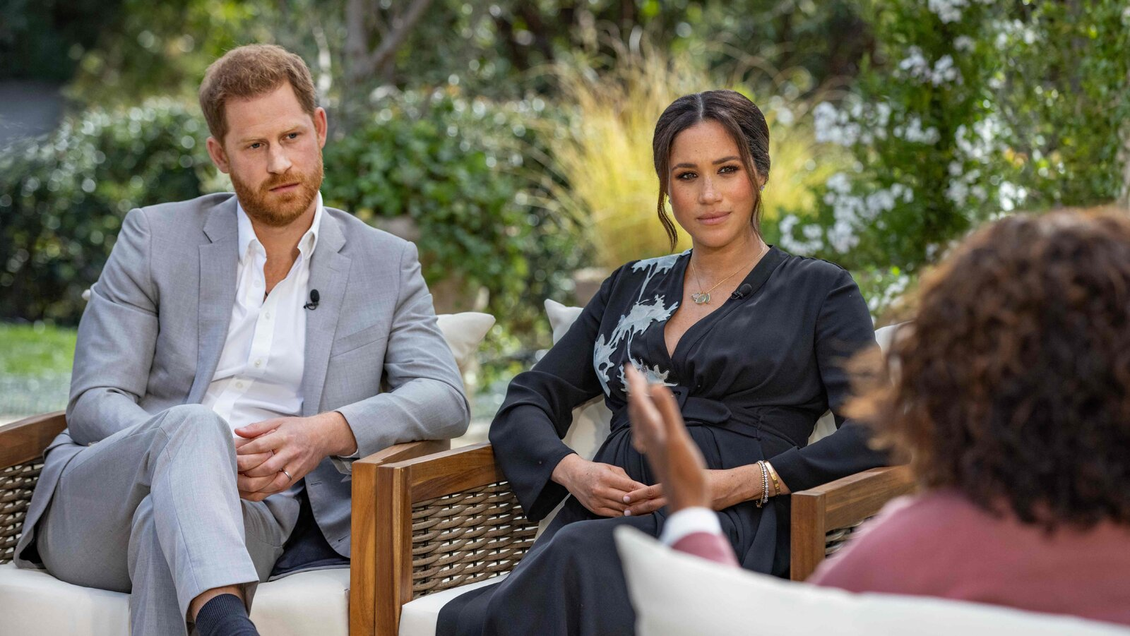 OPRAH'S INTERVIEW WITH MEGHAN AND HARRY