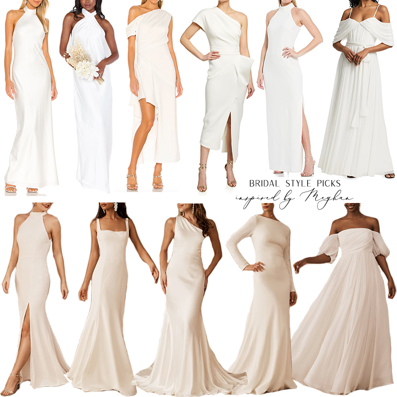 BRIDAL STYLE PICKS INSPIRED BY MEGHAN MARKLE