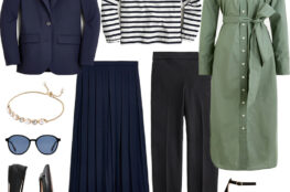 J.CREW SALE FAVORITES INSPIRED BY MEGHAN MARKLE
