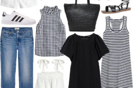 CASUAL SUMMER STYLES INSPIRED BY MEGHAN MARKLE