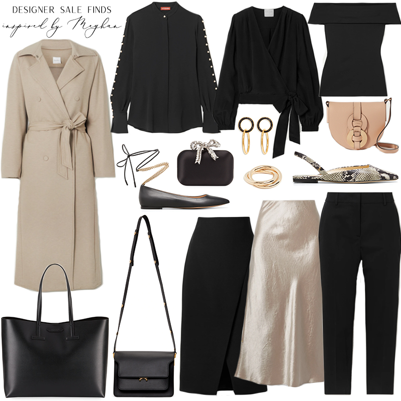 DESIGNER SALE FINDS INSPIRED BY MEGHAN MARKLE // SUSSEX STYLE WATCH