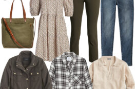 CASUAL FALL STYLE INSPIRED BY MEGHAN MARKLE