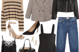 TRANSITIONAL STYLE PICKS INSPIRED BY MEGHAN MARKLE